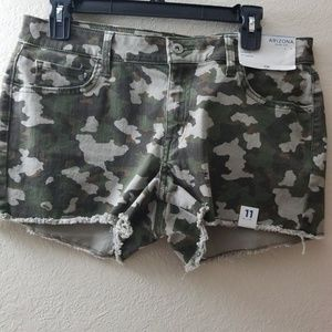 Arizona Camo Shorts